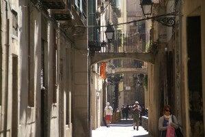 La Vieille Ville de Barcelone