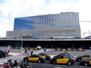 Gare de Sants