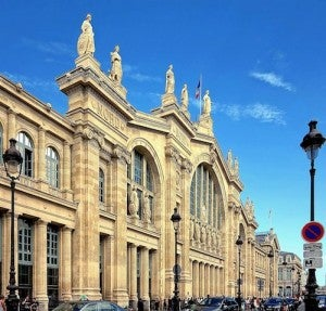 parkings pr s de la gare du nord paris. Black Bedroom Furniture Sets. Home Design Ideas