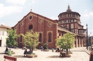 Santa Maria delle Grazie, Milano