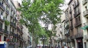barrio Sants - Badal