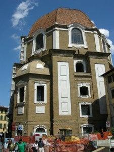 cappella dei principi della basilica di san lorenzo