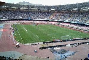 Fuorigrotta e stadio San Paolo