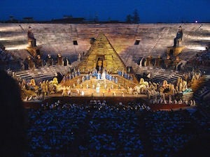Opera nell'arena di Verona