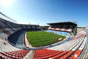 Final de la copa del rey Calderón