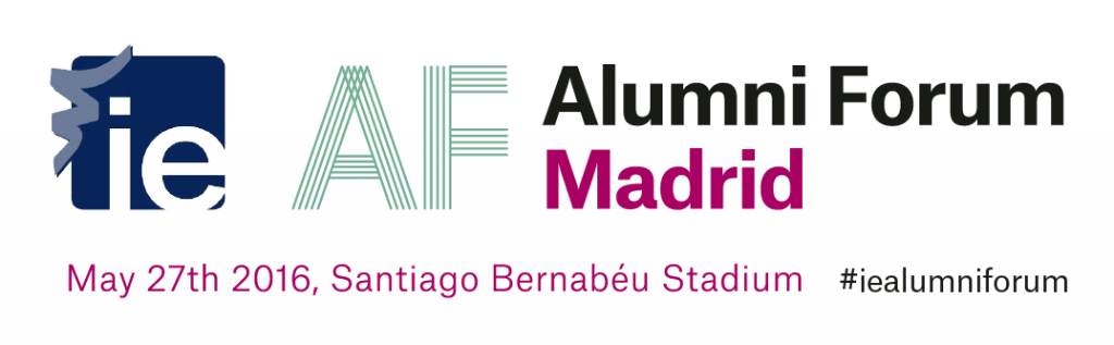 IE Alumni Forum Madrid 2016
