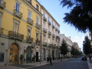 Corso Trieste a Roma