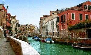 Dorsoduro district, Venice