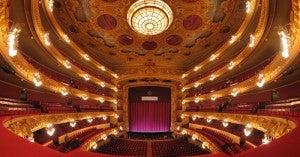 Grand théâtre du Lycée