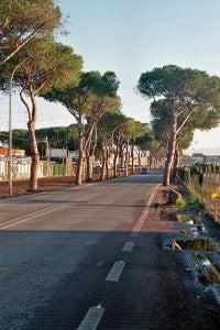 Via Nomentana a Roma