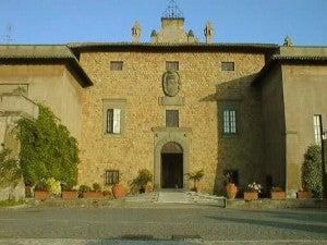 Villa Giovanelli su Via Boccea