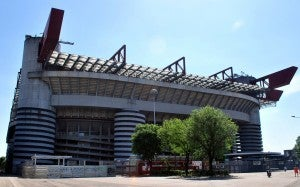 Estadio San Siro para Final Champions League