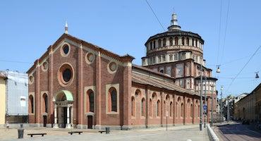 Parcheggia vicino a Santa Maria delle Grazie e ammira l'Ultima Cena di Leonardo in Parclick