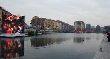 Parcheggi vicino alla nuova Darsena - Milano in Parclick