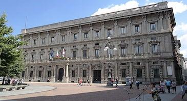 Parcheggi a Palazzo Marino in Parclick