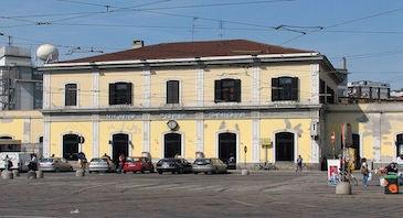Prenota parcheggio vicino a Porta Genova in Parclick