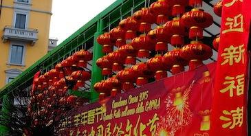Prenotazione di parcheggi a Chinatown in Parclick
