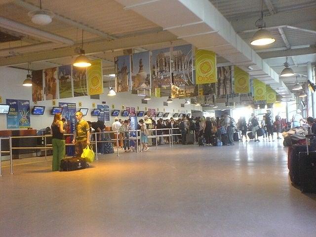 Parkings en el Aeropuerto de Beauvais Tillé (BVA) in Parclick