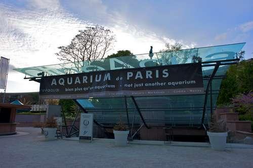 Book your parking space near the Paris Aquarium in Parclick