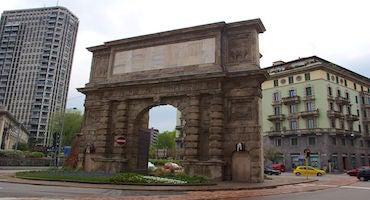 Prenotazione di parcheggi a Porta Romana in Parclick