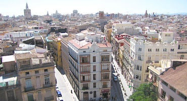 Parkings en Ciutat Vella, Barcelona in Parclick