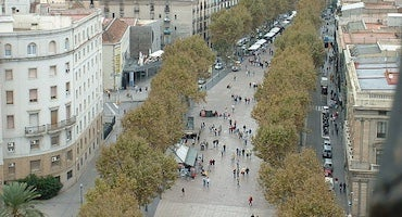 Reserva parking cerca de Las Ramblas in Parclick