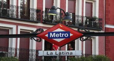 Parkings en La Latina, Madrid in Parclick