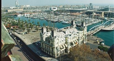 Reservas de parking cerca de Port Vell en Barcelona in Parclick
