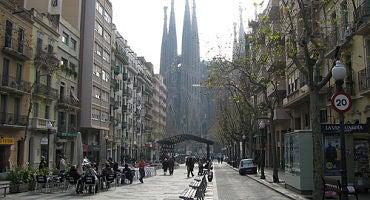Reservas de parking en la Avenida Gaudí de Barcelona in Parclick