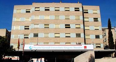 Parkings cerca del Hospital Gregorio Marañón de Madrid in Parclick