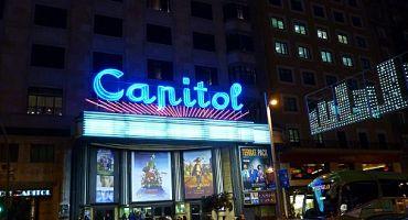 Reservas de parking en el Cine Capitol en Madrid in Parclick