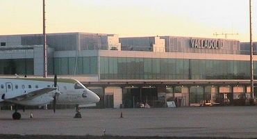 Car parks at Valladolid Airport (VLL) in Parclick