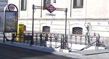 Parkings cerca de Tribunal en Madrid in Parclick