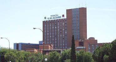 Parkings en el Hospital Doce de Octubre en Madrid in Parclick