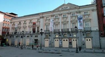 Parkings cerca del Teatro Español en Madrid in Parclick