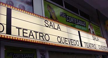 Reservas de Parking en el Teatro Quevedo de Madrid in Parclick