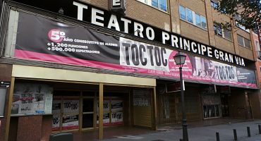 Parkings en el Teatro Príncipe Gran Vía de Madrid in Parclick