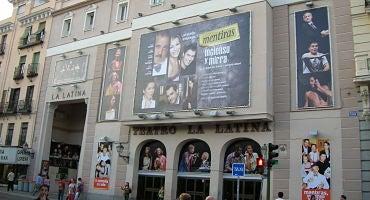 Reserva parking cerca del Teatro La Latina en Madrid in Parclick