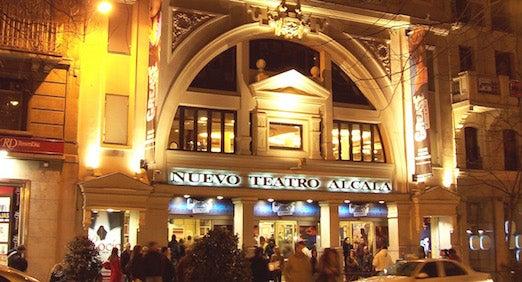 Parkings cerca del Nuevo Teatro Alcalá in Parclick