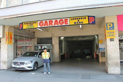 Raffaello Parking