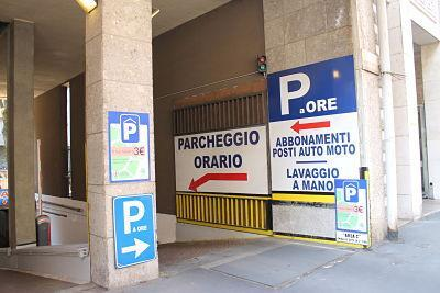 Papiniano Parking