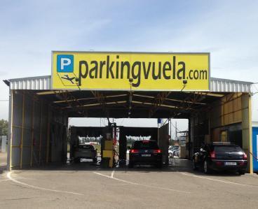 Parking Vuela Aeropuerto Sevilla - P&R