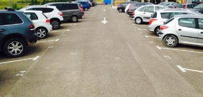Parking Pista Aeropuerto Sevilla - Valet