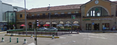 SABA Estación Pontevedra