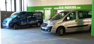 Eco-parking Malpensa