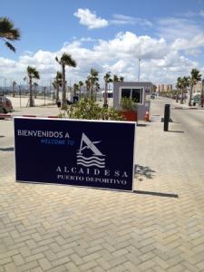 COPARK Alcaidesa - La Marina