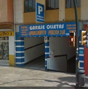 Garaje Olletas