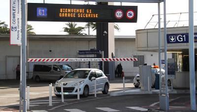 Aéroport de Nice Côte d'Azur Terminal 1 - G1 Sécurisé