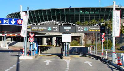 Aéroport de Nice Côte d'Azur Terminal 2 - G2 Sécurisé