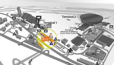 Aroport De Nice Cte DAzur Terminal 1